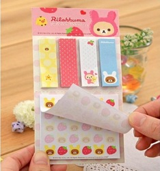 2013 Hot selling cute N time posted / self-adhesive Memo pads/Notebook(China (Mainland))
