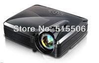 Osram lamp short throw 3D dlp projector,free shipping