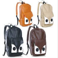 Women's Girls Exclusive Backpack Fox Handbag Shoulder Bag Schoolbag backpack owl Satchel