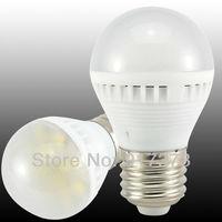 2W  led bulb lamp light bulbs bubble ball bulb Scrub warm white led e27 b22  bulb leds energy saving Spot light lamp