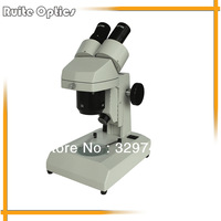 New Brand TX20-B Wholesalers and Retail+Top Light and Bottom Illumination 20- 40x Binocular Stereo Microscope