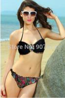 2013 new Brand Swimwear Bikini Sexy,explosion models women sexy Bra Crystal Diamond bikini swimsuit Free Shipping DST-159