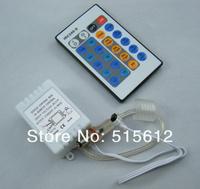 EMS DHL Free shipping 50pcs/lot DC 12V/6A IR dimmer knob controller+Remote control