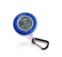 Multifunction Digital Compass + Altimeter + Weather Directions, weather, altitude, barometer, thermometer, time