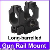 Universal Gun Rail Mount for Long-barrelled Gun