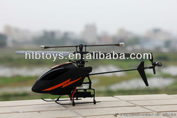 Newest and Hottest,Free shipping,2.4G 4CH RC Helicopter,Single Helicopter with servo