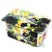 Romantic Black roses seedsa sets of pot +nutrition+ceramsite with 6 kinds in one sets for DIY Flower planting