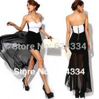 New 2014 summer dress women Bra-side hollow sexy bandage bodycon dress Ladies Sexy Club Novelty summer Chiffon Long dresses