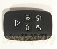 20PCS  Black Silicone Cover Case Shell for Rover Range Rover Sport/Evoque remote Key