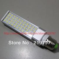 SMD 5050 44led 9W LED horizon down light AC85-265V for ballroom bedroom salon Cupboard lamp, pendant lamp+ 2pcs + Free ship