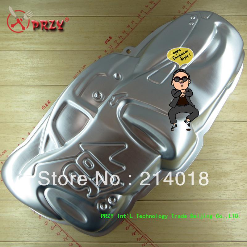 Cars-PLEX lightning cars Deformation of car modelling alloy cake moulds lightning cake pan NO.:ME25(China (Mainland))