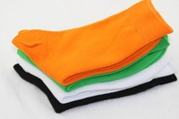 Wholesale 10 pairs/Lot Cotton Blends Men Sport Ankle Socks OK For US size Free Shipping