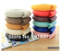 New Baby bumper strip Baby Safety Corner protector Table Edge Corner Cushion Strip Free Shipping