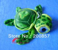 Discount mini kids toys plush turtle