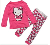 2013 Hot sale! Free shipping kids/baby/children pajamas/pyjamas/sleepwear/jumpsuit sets baby clothes D9-039