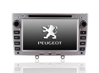 RuiBao Car DVD Player 7 inch 2 din GPS Navigation Car DVD Player Stereo For Peugeot 308 408 Radio TV
