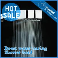 Free shipping,Fashion,water-saving shower head,Quartz,Stainless Steel,Bathroom rainfall mixer shower,Bathroom Fitting shower,