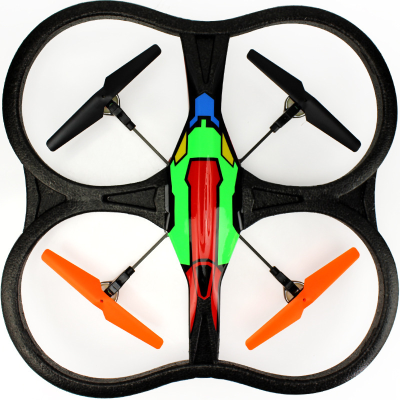 51CM Biggest 2.4Ghz 4.5CH 6-Axis GYRO RC Quadcopter Quadrocopter Quad Copter UFO Parrot AR.Drone Outdoor VS V929 V939 V959 U815A(China (Mainland))