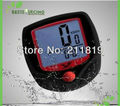 Free Shipping Special Offer 1pcs LCD Display Bike Computer Waterproof Cycle Computer Odometer With 16 Functions(China (Mainland))