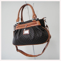 A0082(black),Hot sale women unique bag,messenger handbage,PU,Size:36x23cm,Two function (handbag / messenger bag),Free shipping!