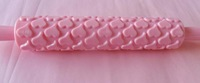 1pcs pink heart embossing Rolling Pins sugarcraft Fondant Cake Decoration mold tools cake tools FREESHIPPING
