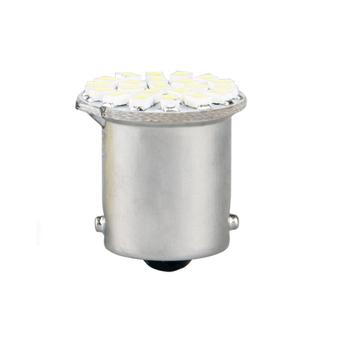 2 1156 BA15S P21W 1073 White 22 1206 SMD LED Tail Stop Light Bulb 12V