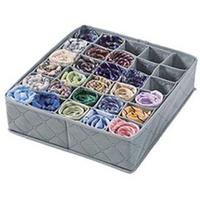 Free shipping- high quality bamboo charcoal series 30 bra underwear storage box 11l