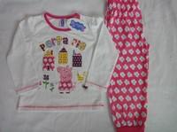 Free shipping  AU /Peppa pig dress/popular brand/5size:18-24M/ 2-3Y /3-4Y /4-5Y/ 5-6Y/baby suit/baby wear/baby skirt/ baby dress