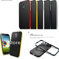 Newest Neo Hybrid Spigen SGP Back case for Samsung Galaxy S4 I9500 ,10PCS/LOT +retail box ,Free shipping