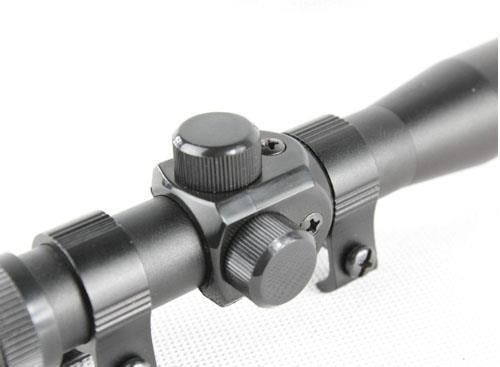 Tactical 4 X 20 telescope Scope Sight