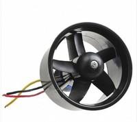 64mm 5-Blade Ducted Fan & 2627-4500KV Brushless Motor