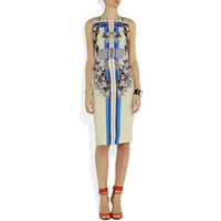 Free shipping New Fashion 2013 Europe Brand Printed Slim Dress Women Elegant Dresses CD095 Whoesale