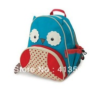 Children&#39;s Backpack Kids School Bag Cute Baby Cartoon Bag Satchel Free shipping children bags