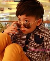 Free shipping, new fashion mercury UV sunglasses sunglasses for children Wholesale 10