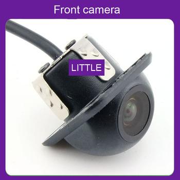 Front car camera Free shipping car camera Rear view back up 170 degree hd car camera  parking camera mini 18mm