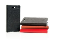 ANKI High quality ultra-thin series leather case For SONY Xperia Z ( L36h ) ,free shipping
