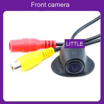Front car camera Rear view car camera back up ccd hd car camera 170 degree guild lane 100% waterproof universal free shipping