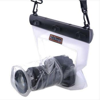 Bingo slr waterproof bag for slr camera in swimming diving surfing 20M
