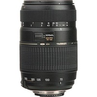 Tamron AF 70-300mm f/4-5.6 Di LD 1:2 Auto Focus Macro Telephoto Lens  for Nikon (Model A17)