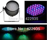 Updated version!139 LED RGB Light 7 Channel PAR 64 DMX512 Lighting Laser Projector Stage Light Laser DJ Party Disco,black