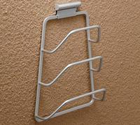 Kitchen supplies pot rack shelf storage pot space aluminum  BR-FA-77254