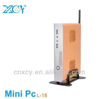 2013, New design !!! XCY L-18 High quality MINI ITX pc Case/Atx Custom Computer Case