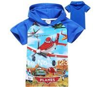 2014 Baby/girls/boys Cartoon DUSTY PLANE children Hoodies Kids Sweatshirts Boys t shirts Cotton Clothing Sweater For Summer
