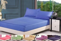 100% cotton simmons bedspread mattress protective case fitted 100% cotton sheets double single