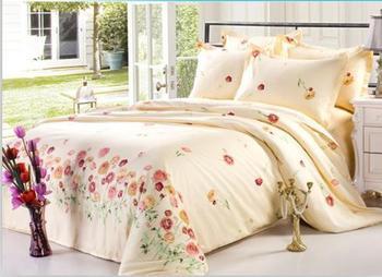 2014 NEWLY1200TC cvc bedding set luxury,Include Duvet Cover Bed sheet Pillowcase,