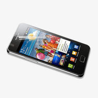 Free shipping+SALE!!!(Buy one get one free)i9100 phone HD film HD protective film