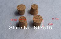 21.5*16.5*21(h)mm wine bottle cork stopper soft wood pudding ceramic glass sealed wish jar bottle cap cover wine accessories