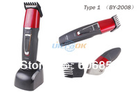 New Cordless Handy Electric Rechargeable Beard Hair Clipper shaver  for Men