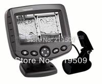 Large screen , marine fishing boat fish finder ff788c dual beam bi-frequency