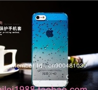 case for iphone 5 5S Fashion new arrival water drop retail 1pc free shipping